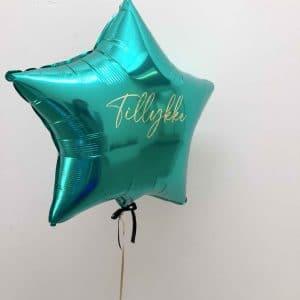Stjerne ballon