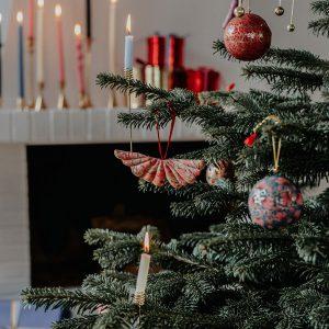Til juletræet