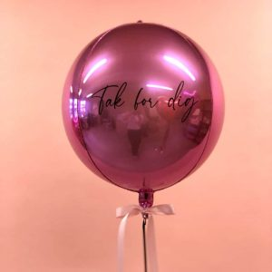 Balloner med helium