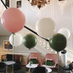 Store latexballoner