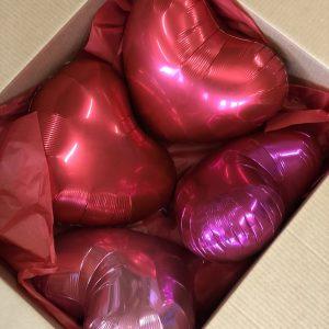 Send Box of Hearts...